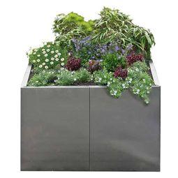 Dekoratives Hochbeet für den Garten von Lizzy Heinen.