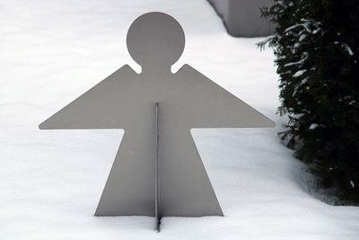 Engel aus Edelstahl Deko Design Lizzy Heinen