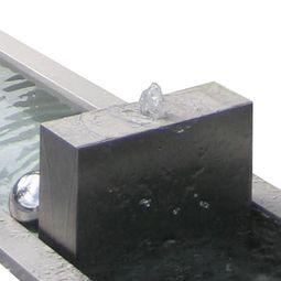 Edelstahl Brunnen Lizzy Heinen