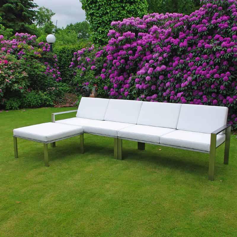 Möbel aus Edelstahl Outdoor Lizzy Heinen